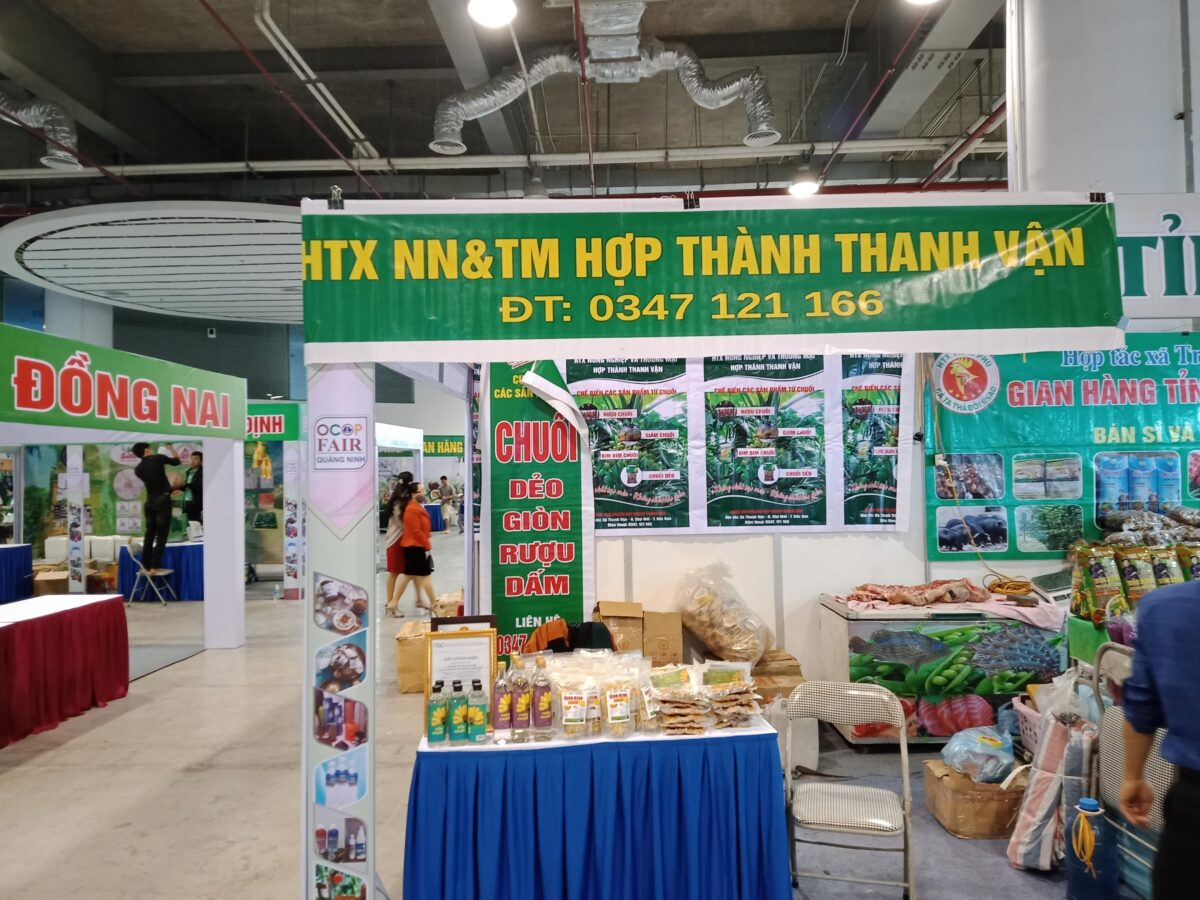 Hội chợ OCOP Quảng Ninh 2020