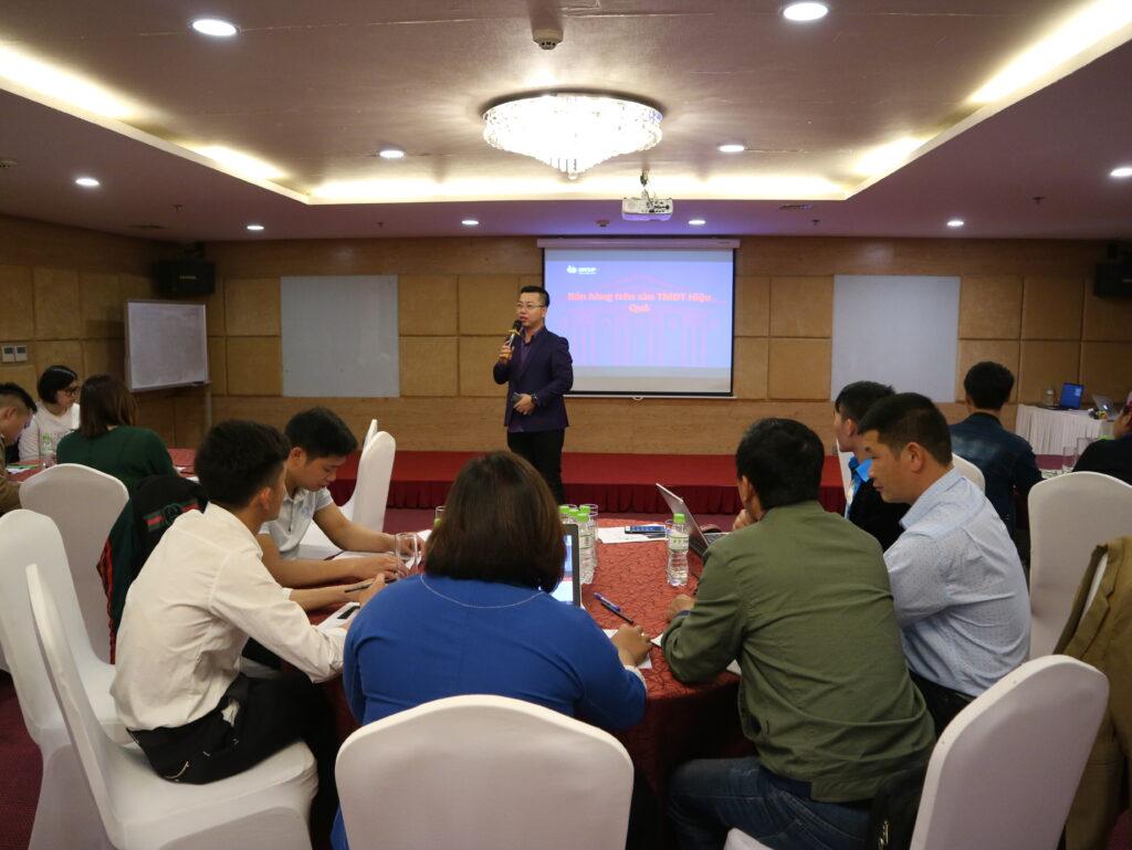 Anh Nguyễn Minh Đức - CEO IM Group chia sẻ về cách bán hàng hiệu quả trên sàn Thương mại điện tử