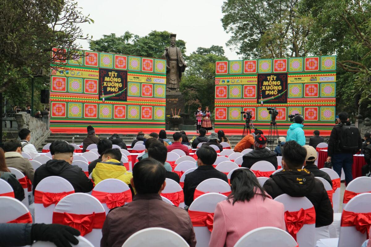 Ngày hội của Người Hmong tại Hà Nội